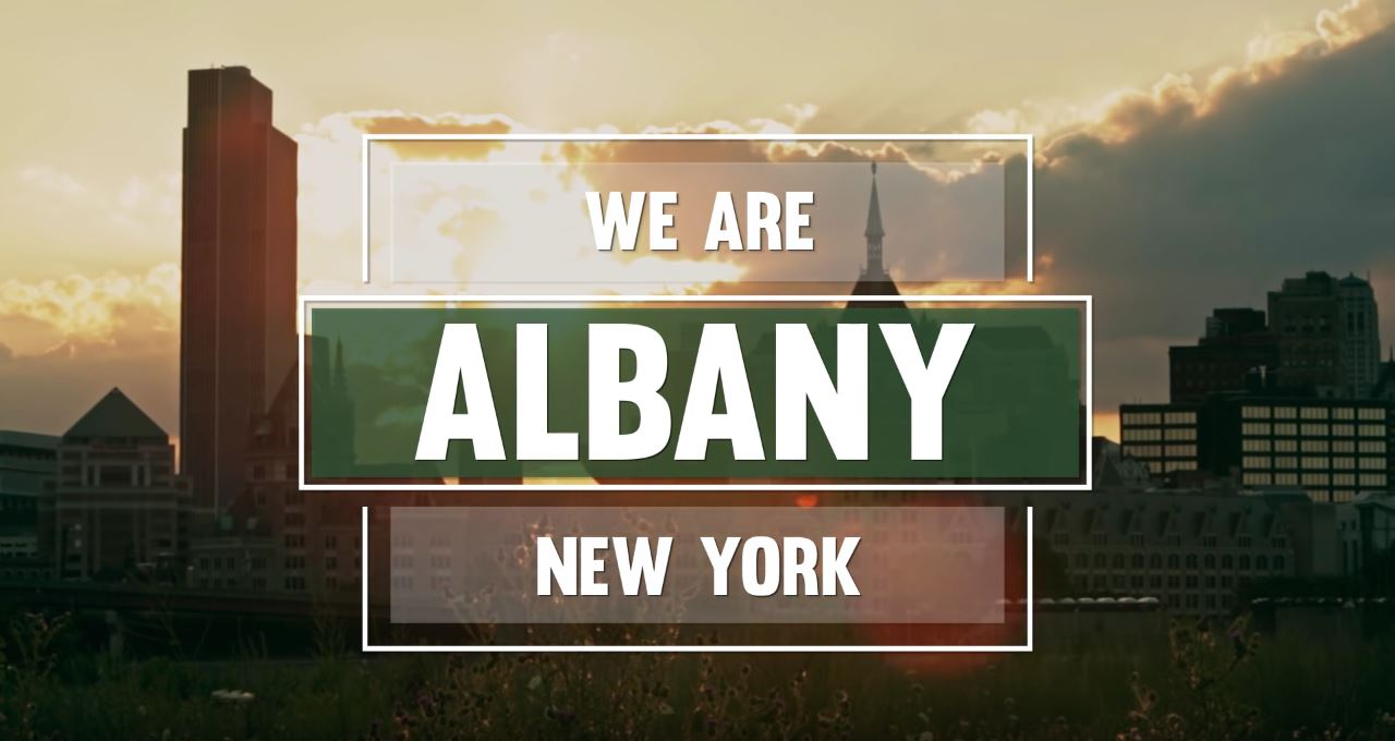 Albany We are NY