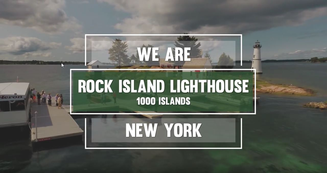 Rock Island Light We are NY